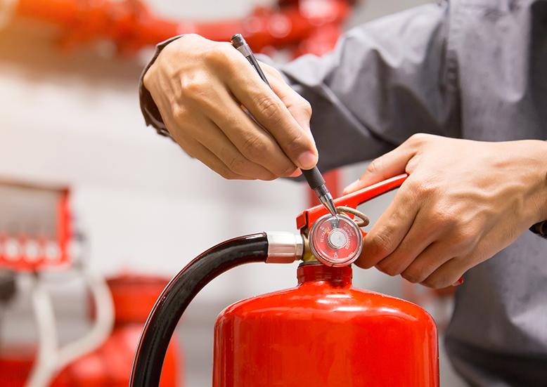 Dispositivi anti incendio