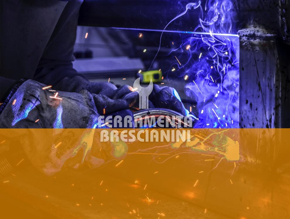 Ferramenta Brescianini saldatura