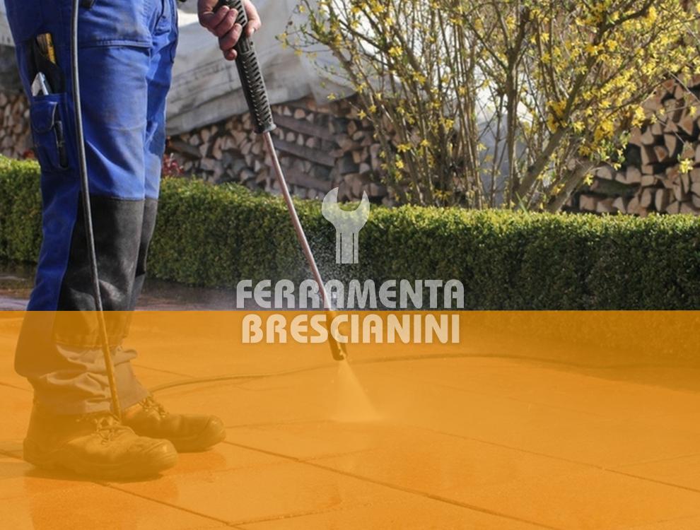 Idropulitrici scopri l'offerta Ferramenta Brescianini